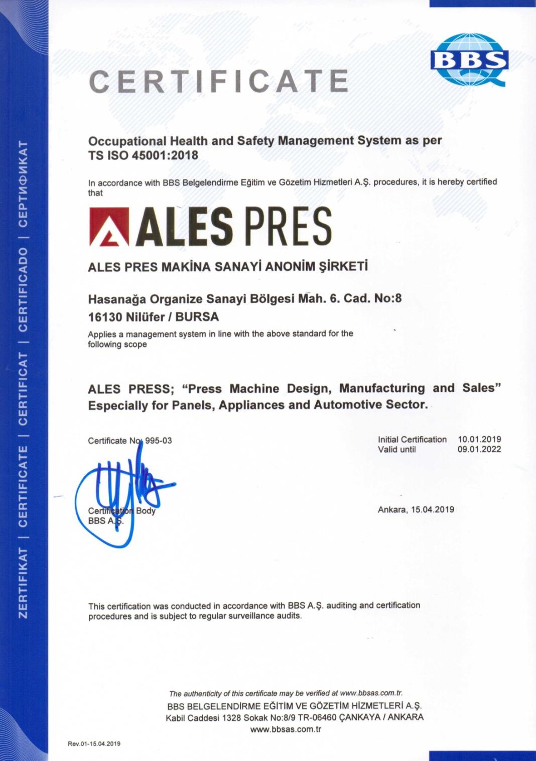ISO 45001-2018 EN